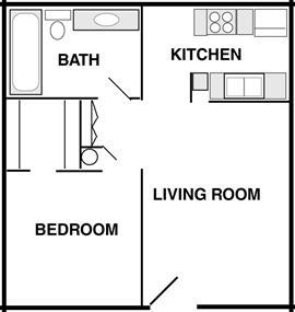 Morningside (1 Bedroom)