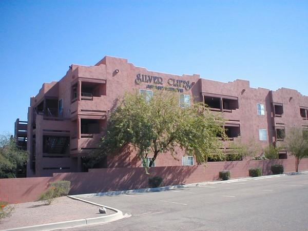 Silver Cliffs Apartments Bullhead City Az